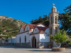 Monastery of Panagia Skiadeni (Rhodes) (dadofekl) Tags: greece gr griechenland rhodes grc southaegean