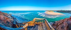 South Port Onkaparinga River Mouth (terencemay11) Tags: beach sunrise river surf wave australia adelaide southaustralia southport rivermouth noarlunga portnoarlunga