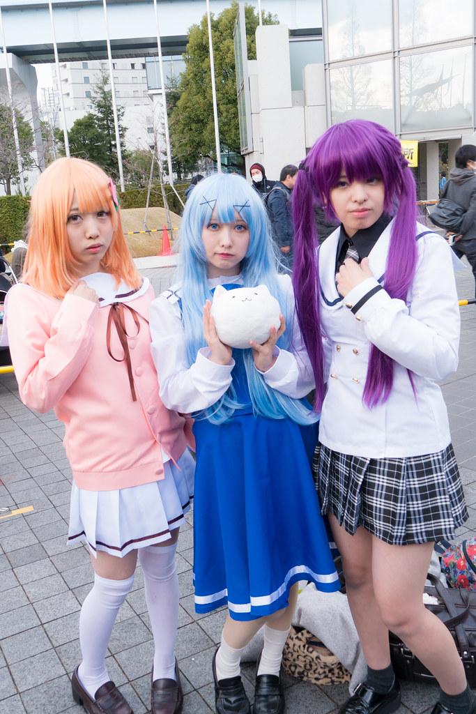 P1940077 (CLARE ZONE) Tags cosplay コスプレ ココア c89 ご注文は