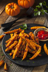 Homemade Organic Pumpkin French Fries (brent.hofacker) Tags: pumpkinfries appetizer appetizing autumn baked delicious diet dinner edible fall food frenchfries frenchfry fresh fried gourmet halloween healthy homemade ketchup lunch meal natural nutrition nutritious orange organic prepared pumpkin pumpkinfrenchfries pumpkinfrenchfry pumpkinfry roast roasted rustic slice snack spice squash sweet tasty traditional vegan vegetable vegetarian yellow