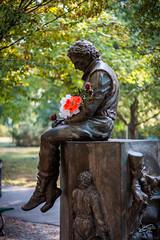 Memorial Ayrton Senna, Imola (glank27) Tags: ayrton senna imola italy monument enzo dino ferrari track f1 1994 karl glanville canon eos 70d ef50mm f18ii
