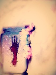 Strawberries&Cream_Hand in Jar_MyDisembodiedLyfe_FearKat_2016 (fearkat) Tags: texture surreal hands