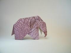Elephant - Chenxiao (Rui.Roda) Tags: origami papiroflexia papierfalten elefante elephant chenxiao