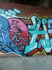 06-05-12 (200) (This Guy...) Tags: graf graff graffiti mil milwaukee wi wisconsin 2012 therd ctw tko hielo boob boobs boobie tit titty nude