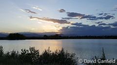 September 28, 2016 - Reflections on McKay Lake in Broomfield. (David Canfield)