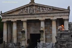 Greek Quarter - EuropaPark (khalid.lebdioui) Tags: panthéon greece europapark halloween nikon d5200 flickr