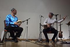 Abbos Kosimov (2016) 06 (KM's Live Music shots) Tags: worldmusic uzbekistan abboskosimov doyrauzbek framedrum handpercussion drums tanburuzbek soasconcertseries soas