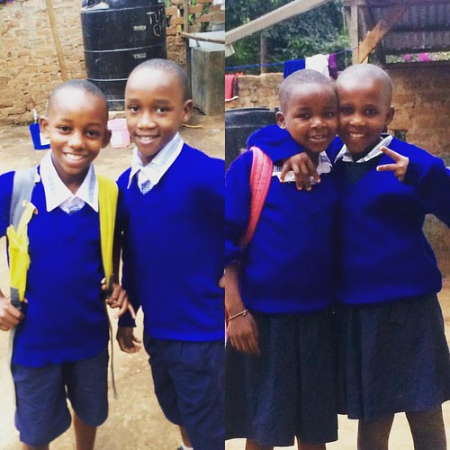 "School reopened this week for the kids at Kilimanjaro Education Academy. Last term of the year kids. You're in the homestretch now!! Go get 'em!!! #changinglivesthrougheducation #tuleeni #neemaintl #happykids • <a style=""font-size:0.8em;"" href=""http://www.flickr.com/photos/59879797@N06/30243843364/"" target=""_blank"">View on Flickr</a>"