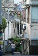 tokyo6015 (tanayan) Tags: urban town cityscape tokyo japan nikon j1 road street alley    jyujo