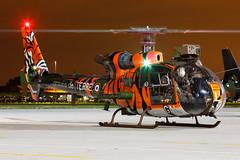 Aerospatiale SA342M Gazelle (Steve Matterface) Tags: aerospatiale sa342 special tiger gazelle 3rhc northolt nightshoot armeedeterre frencharmy alat specialscheme