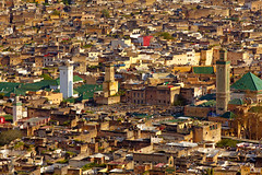 Medina of city Fes, Morocco (tours4morocco) Tags: africa african architecture atlantic atlas blue brown buildings built casbah city clear culture dawn eastern ethnicity exterior famous fes fort green heat hill history journey kasbah landscape locations middle morning moroccan morocco nature north oasis ouarzazate outdoors panoramic place scenics sky summer tourism traditional travel tree wall ukraine