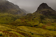 Glencoe in all it's beauty. (Ian Emerson) Tags: scotland glencoe mountains hills mist rain weather hiking 3sisters nationaltrust greenery outdoor landscape stunning view 1018mm canon