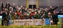 DSC_9707 lagbilde Klepp J19 jubel gull NM (karlsenfoto) Tags: cupfinale j19 klepp lsk kvinner telenor arena 18112016