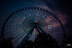 Never Too Old (fenderltd) Tags: ferriswheel texas statefair beauty lights love clouds sky texasstar