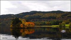 Autumn Isle (idmcl) Tags: nikon d5000 scotland loch lomond autumn