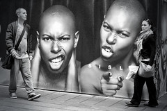 Napoli - street (alice 240) Tags: streetpassionaward blackwhitepassionaward afotando flickr street nikon napoli europa italia alice240 italy europe campania naples urban city monochrome people bw alicealicjacieliczka blackwhite persons blackandwhite cronaca atelier240art cinema film photojournalism documentary reportage travel tourism dream poetry magic ngc nationalgeographic simplysuperb