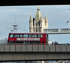 Have a nice day :) (cliffordstead) Tags: londonskyline
