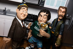 Delta House Party (Dennis Valente) Tags: bluto college doll brucemcgill 5dsr fraternity toys actionfigure danielsimpson deltatauchi 2016 articulating johnbelushi comedy dday parody fabercollege mezco flounder nationallampoon johnblutarsky articulated posed deltahouse stephenfurst animalhouse toy toyphotography movie kentdorfman