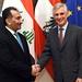 Generalsekretär Linhart trifft Irakischen VAM AL-Khairallah