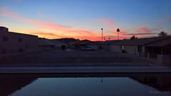 A Quick Sunset Photo from the Moovalya Keys (Ms. Jen) Tags: arizona coloradoriver joehanen lumia lumia950 moovalyakeys parker photobyjeniferhanen colors dusk lovely msjencom sky sunset water unitedstates