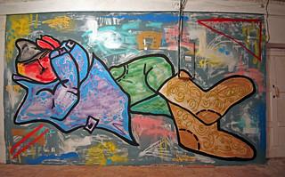 Art Abstraktov - Ghost in Fart Love Gallery