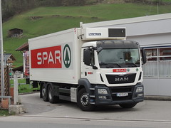 DSCN5956 Spar KU 5UCY (Skillsbus) Tags: truck lorry austria spar man tgs26440