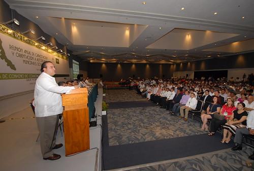 El gobernador Javier Duarte de Ochoa asistió a la Firma de Convenio de Colaboración Administrativa entre el ORFIS y la SEFIPLAN 4