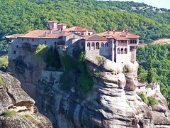 Metora, Greece (mmalinov116) Tags: meteora greece   monastery building architecture rock