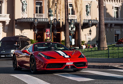 Speciale A (Romain Lapeyre Photography) Tags: ferrari v8 specialeaperta specialea 458specialeaperta 458 monaco nikon romainlapeyrephotography