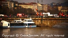 Torino (4) (cattazen.com) Tags: alluvione torino po esondazione parcodelvalentino murazzi pienadelpo cittàditorino turin piemonte