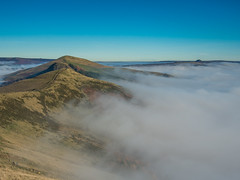 Castleton 261116-6070 (RobinD_UK) Tags: mam tor castleton peak district edale temperature inversion clouds