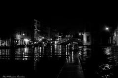 My endless love ... Venice by night (alessandrafinocchiaro67) Tags: monochrome monocromatico artistic image time art night water lagoon venezia venedig venecia venice nikond750 nikon nikonitalia