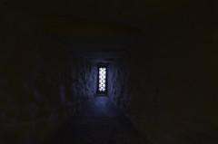 Window Slit (worm600) Tags: norway bergen bergenhus festning bergenhusfortress haakonshall