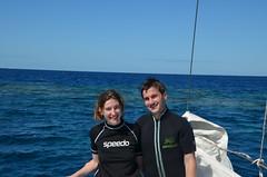 Contents de notre snorkelling