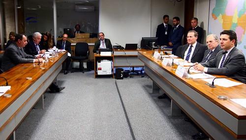 Comissão Mista do Projeto da Lei das Estatais