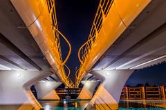 Julianabrigde (a3aanw) Tags: longexposure bridge brug hdr zaanseschans