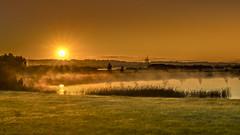 DSC_8804 (Manmeetz) Tags: road sun water beautiful sunrise landscape photography is back spring amazing nikon colours 14 australia melbourne feeling mm 50 singh d600 victorial manmeet