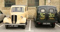 Jowett Bradford & Morris Van Frank Hilton 27092015 (Frank Hilton.) Tags: classic cars ford austin rollsroyce rover lorry land trucks morris ac bentley alvis frankhilton27092015