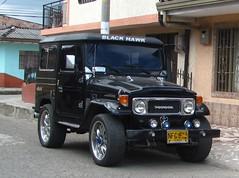 toyota (@ Ferchos04 - V.2.0) Tags: black colombia 4x4 hawk negro 45 cc toyota 55 fj landcruiser japon fj40 campero ferchos04