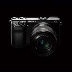 レンズ交換式デジタルカメラの写真