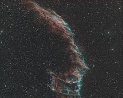 NGC 6992 (Lynn van Rooijen) Tags: nebula veilnebula ngc6992 supernovaremnant