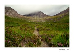 Cir Mhor (Douglas Hamilton ( days well spent )) Tags: scotland fuji hamilton rosa glen douglas isle arran cir mhor hs10