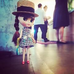 Everyday hustle and bustle ☕️☕️ #love #blythe #doll #ベイビーズブレス #ブライス #人形