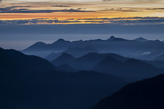Schliersee Herbst 2015 (henning.wenk) Tags: morning autumn panorama mountains alps nature beautiful outdoors herbst alpen majestic schliersee 2015