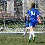 Petone FC v Victoria University 16