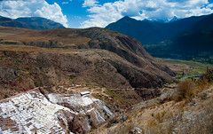 Peru_0161 (Radimek) Tags: travel peru southamerica inca salt adventure sacredvalley maras saltevaporationponds urubambavalley salinasdemaras