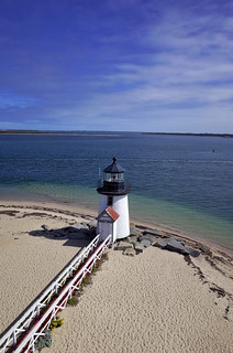Brant Point Lighthouse V