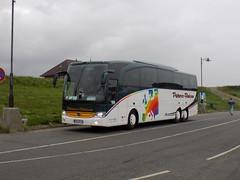 Norderhafen 2015 (Foxyrider1) Tags: buses germany coachs schleswigholstein setra kassbohrer