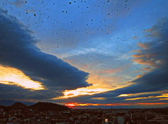 Bulgaria - Plovdiv (miguelgrh) Tags: sunset bulgaria balkans plovdiv tepe nebet balcs