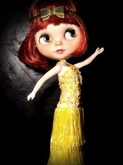 Blythe-a-Day November #17 Take a Hike & #29 Dance Like Nobody's Watching: Did Clara Bow Say It First?